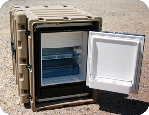 Tactical Refrigerator/Freezer (TRF)
